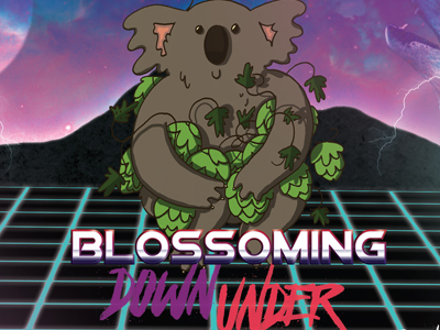 Image of Blossoming Down Under