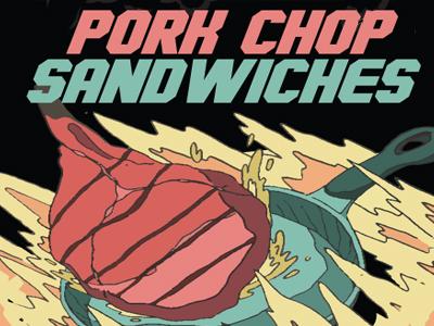 Image of Pork Chop Sandwiches