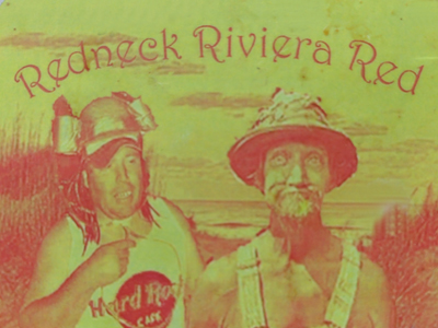 Image of Redneck Riviera Red