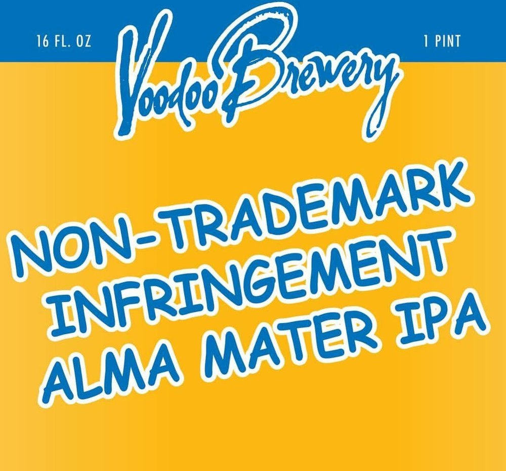 Image of Non-Trademark Infringement Alma Mater IPA