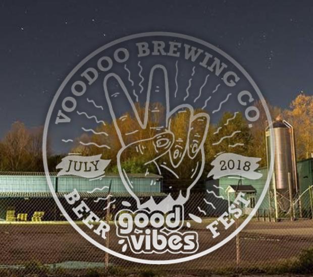 good vibes Beer Fest flyer