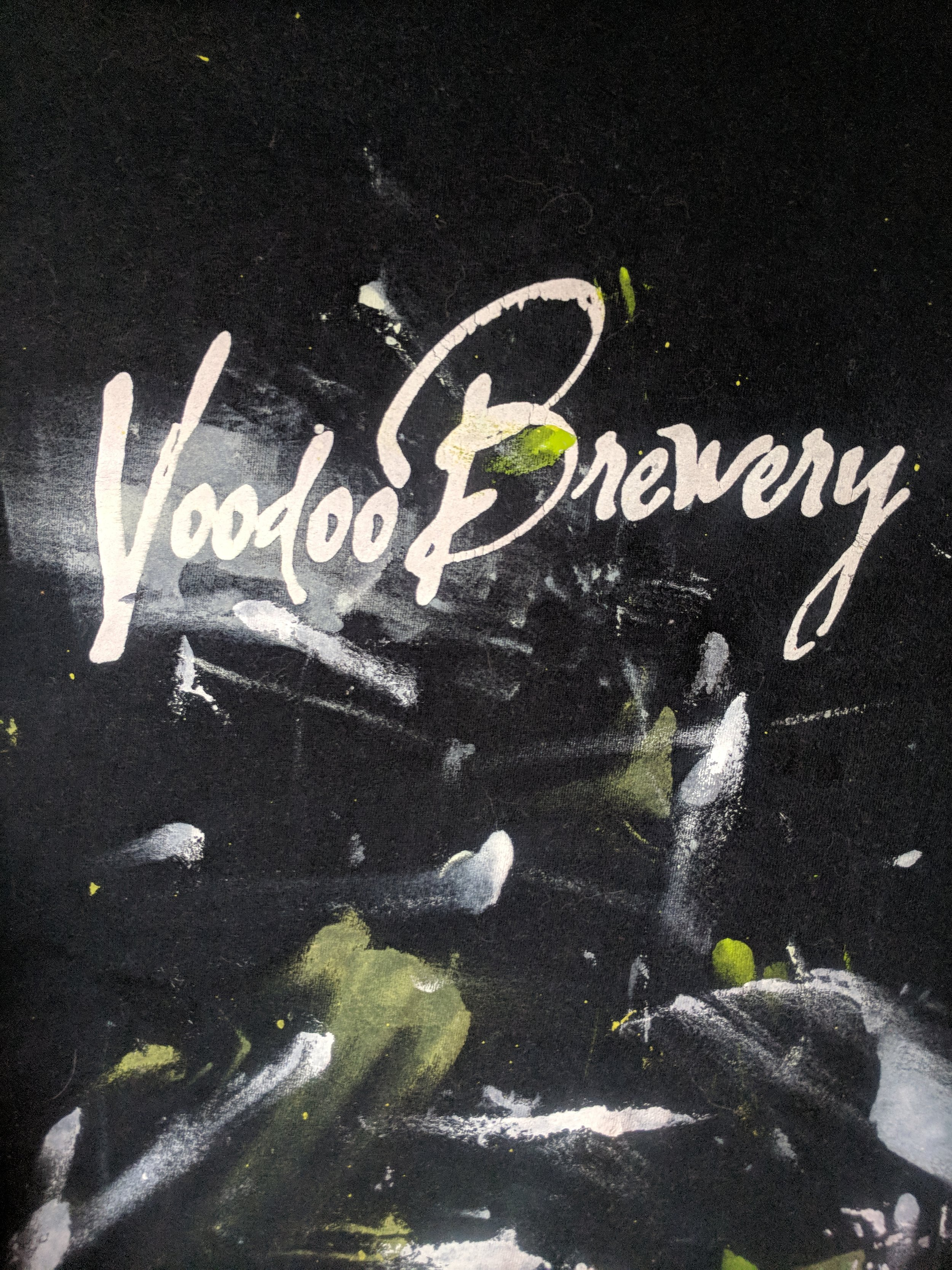 Brewers Shuffleboard Cup: Voodoo Tap Takeover  flyer