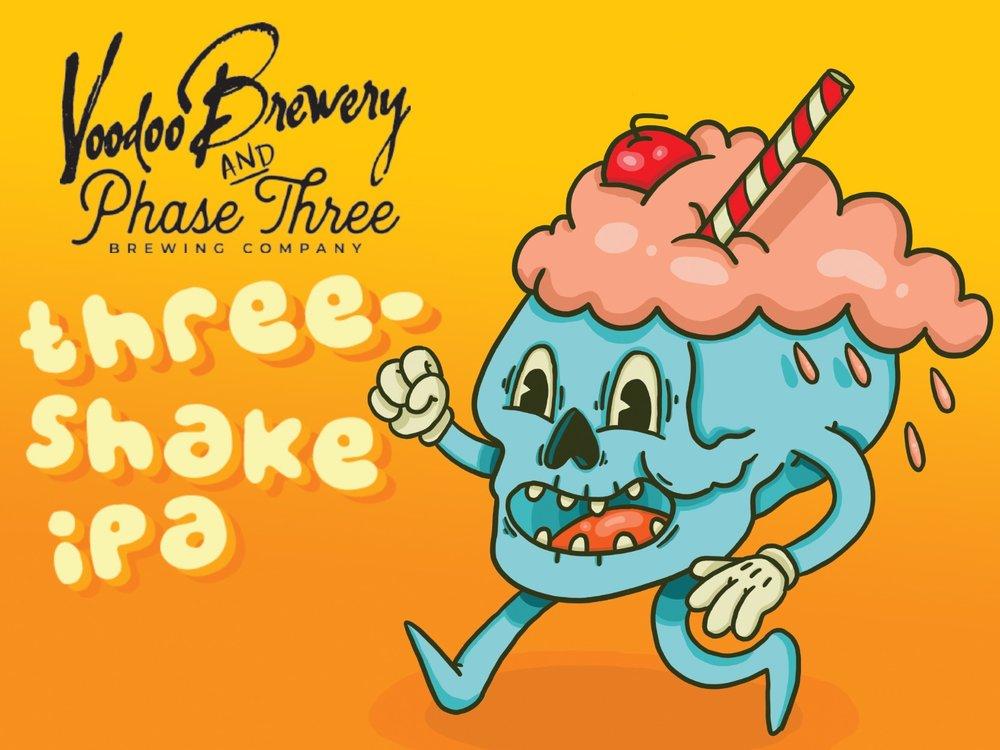 Image of Threeshake IPA