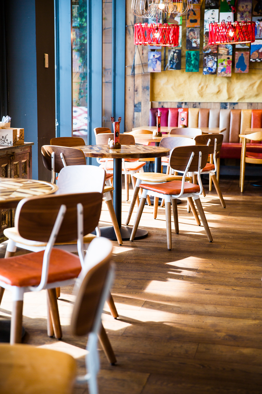 Interiors photography for Nandos, York