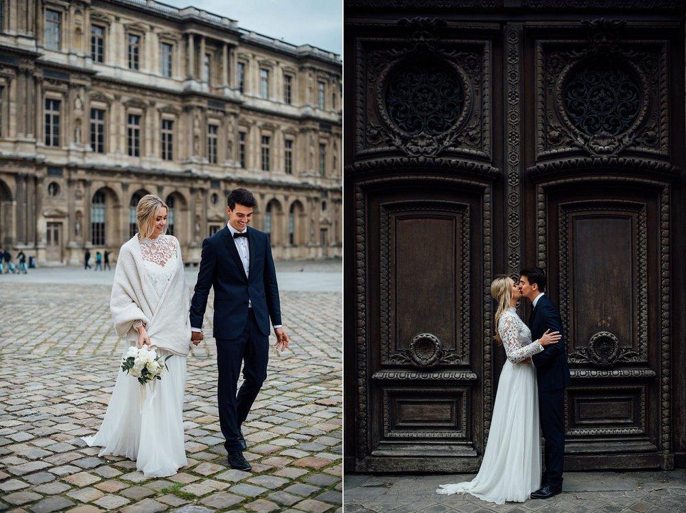 Paris France Elopement Photographer - Sara Monika, Photographer