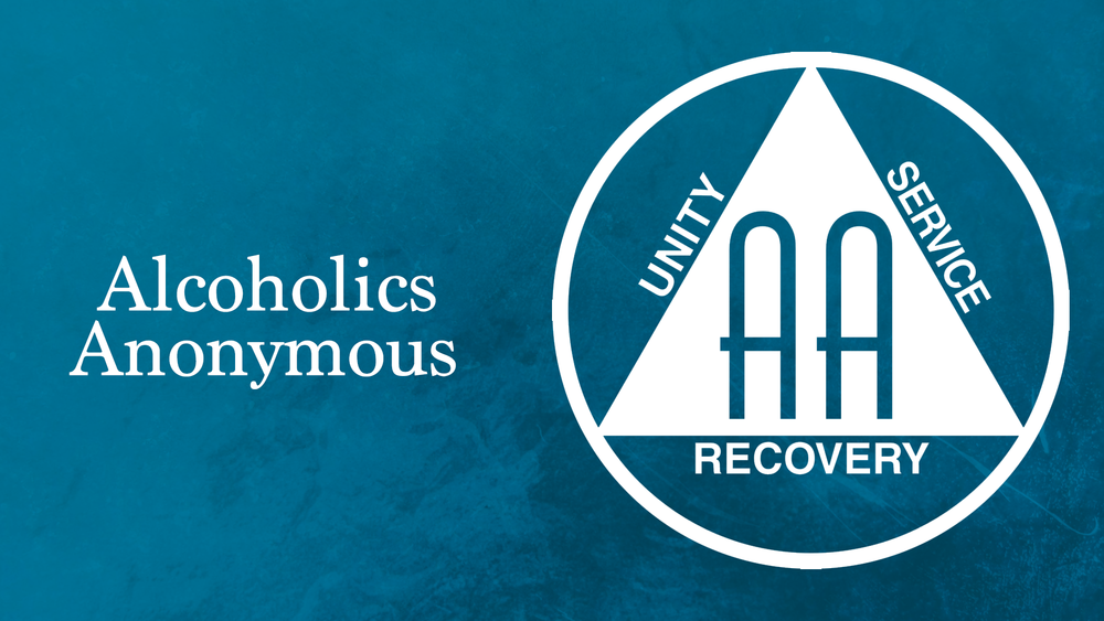 Alcoholics Anonymous - This anonymous support group meets every Monday night at 7 PM in Room 103 on the Grace Fellowship campus.