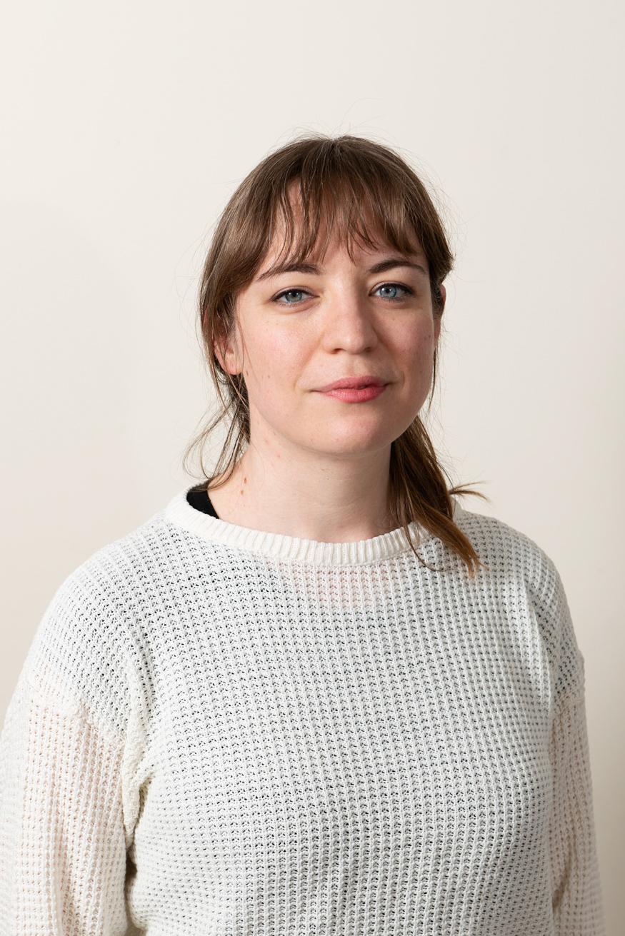 Kristina Salgvik   Associate Editor