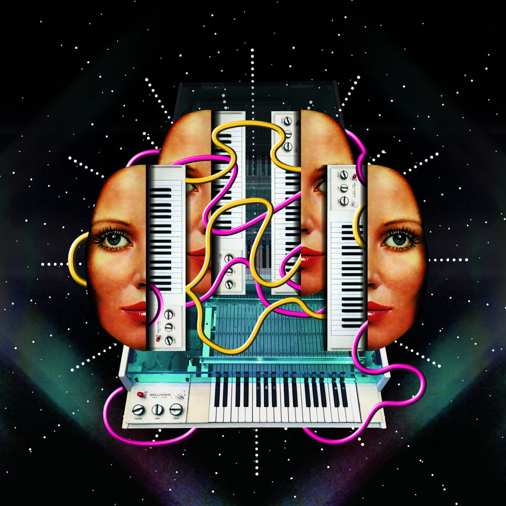 Duets for Mellotron - This album by Jonathan Kirkscey and Robby Grant was released in 2016 and is available digitally and on vinyl.