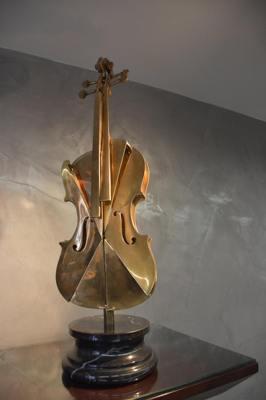Colere Europa - Bronze81/99H: 73 cm