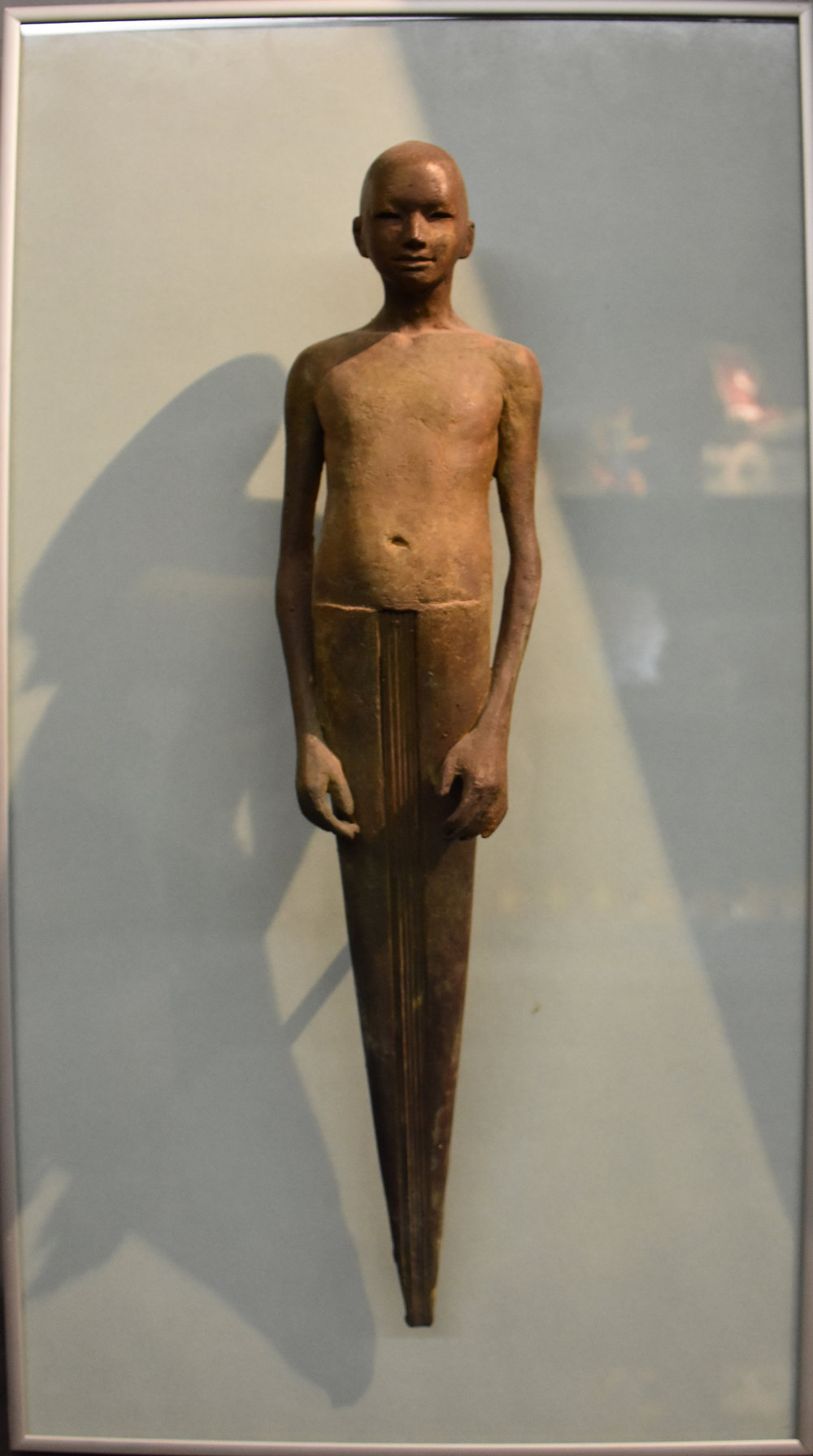 Relief V - Bronze15 x 35 x 65 cm