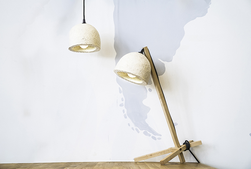 GROW Table Lamp and Hanging Pendant