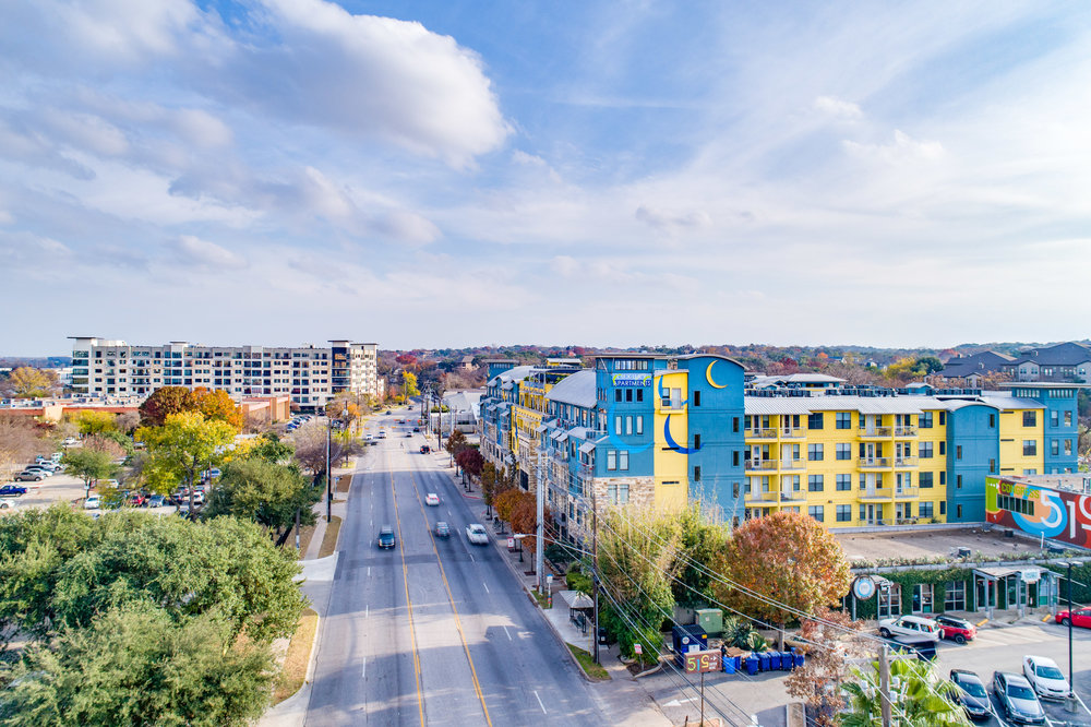 Crescent - Austin, Texas (City View)