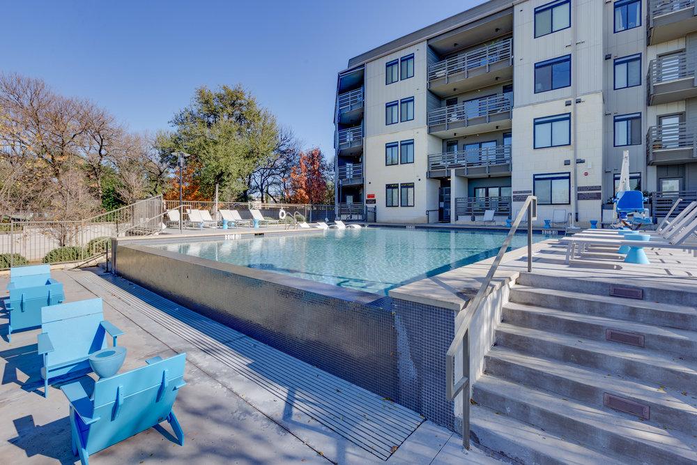GreenView - Austin, Texas (Pool Area)