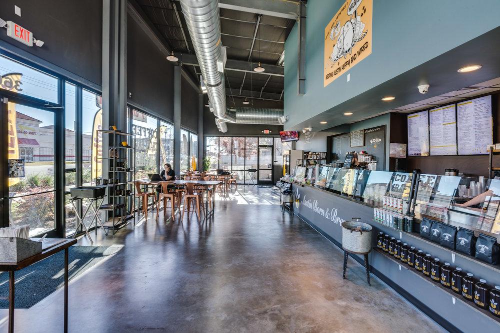 Barley & Bean - Austin, Texas (Cafe & Bar)