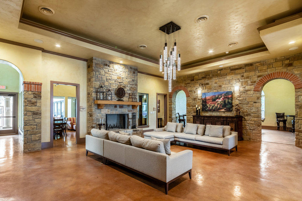 Creekside at Parmer Lane - Austin, Texas (Leasing Office Great Room)
