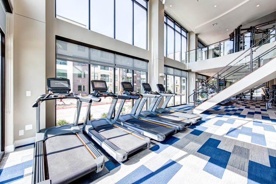 Marq 31 - Houston, Texas (Fitness Center)