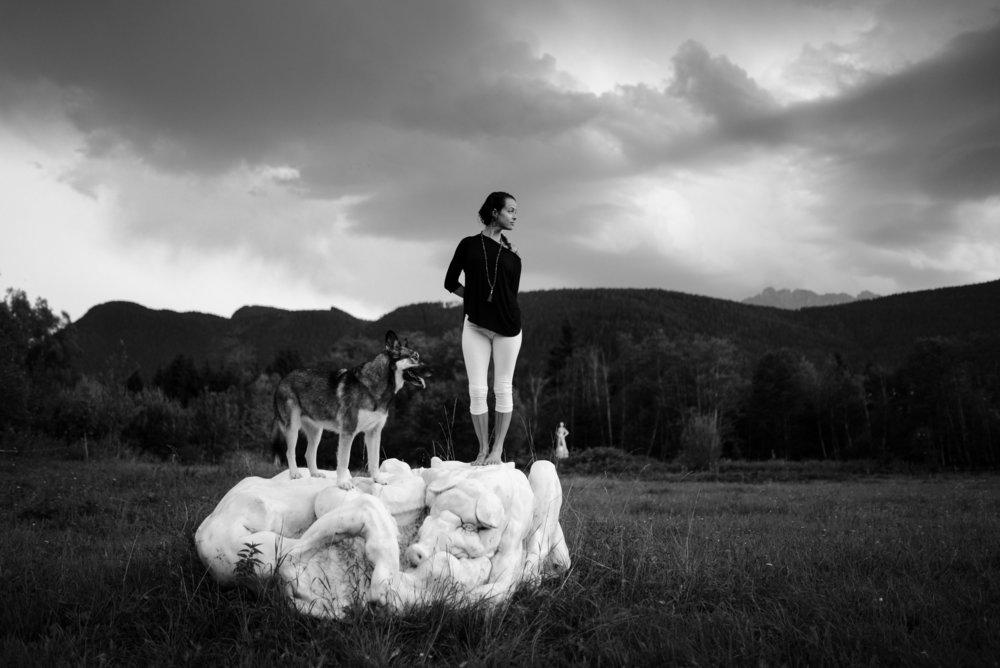 PHOTO JACQUELINE KORBER , ANIMAL INSTINCT