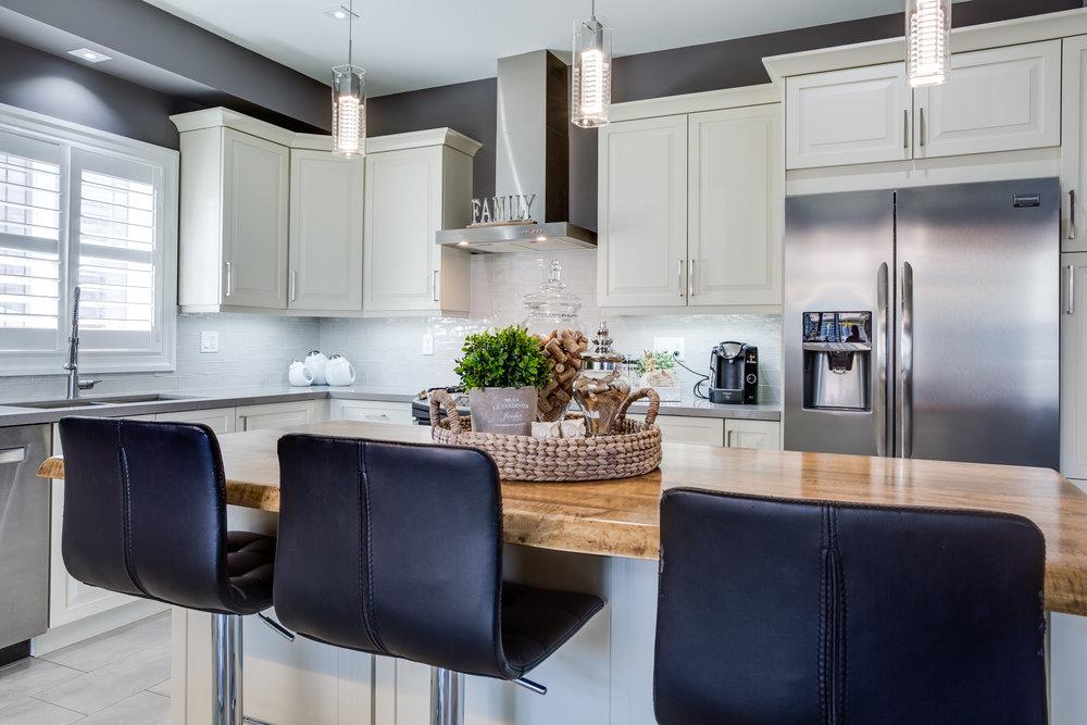 Hamilton Real Estate Kitchen