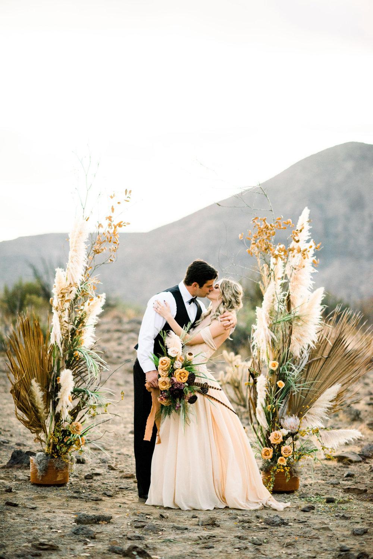 Desert Elopement - San Diego
