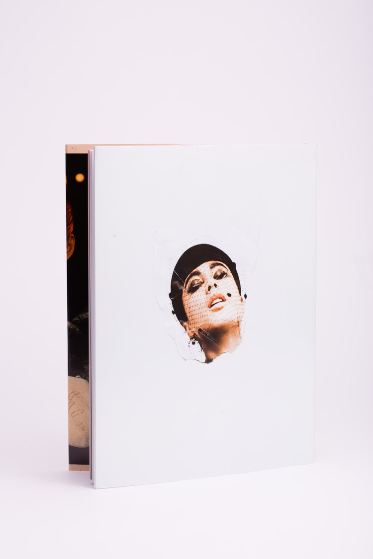 Katelyn Kopenhaver  2018 Thesis Book  Back Cover