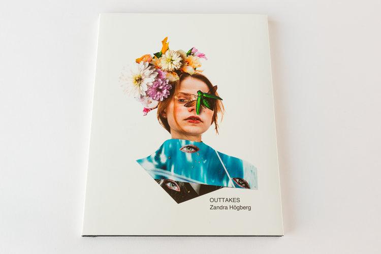 Sandra Hogberg  Senior Book  Front Cover