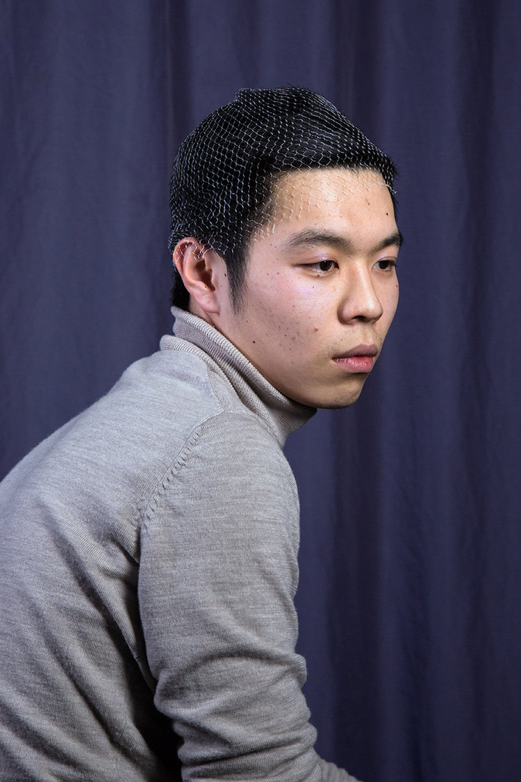 JIngwen Wu  2018 Mentor Show  Mentor: Joseph Maida, Chair, Artist, Chair of SVA BFA Photo & Video