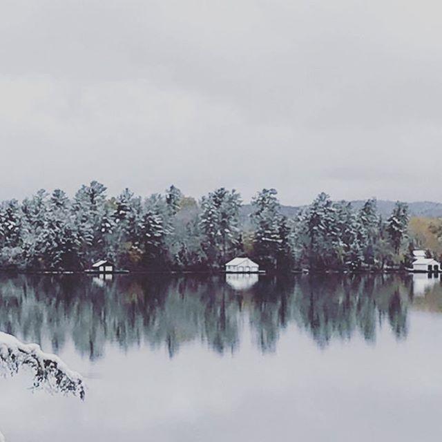 Beautiful Pen lake (cress to J. Morris)