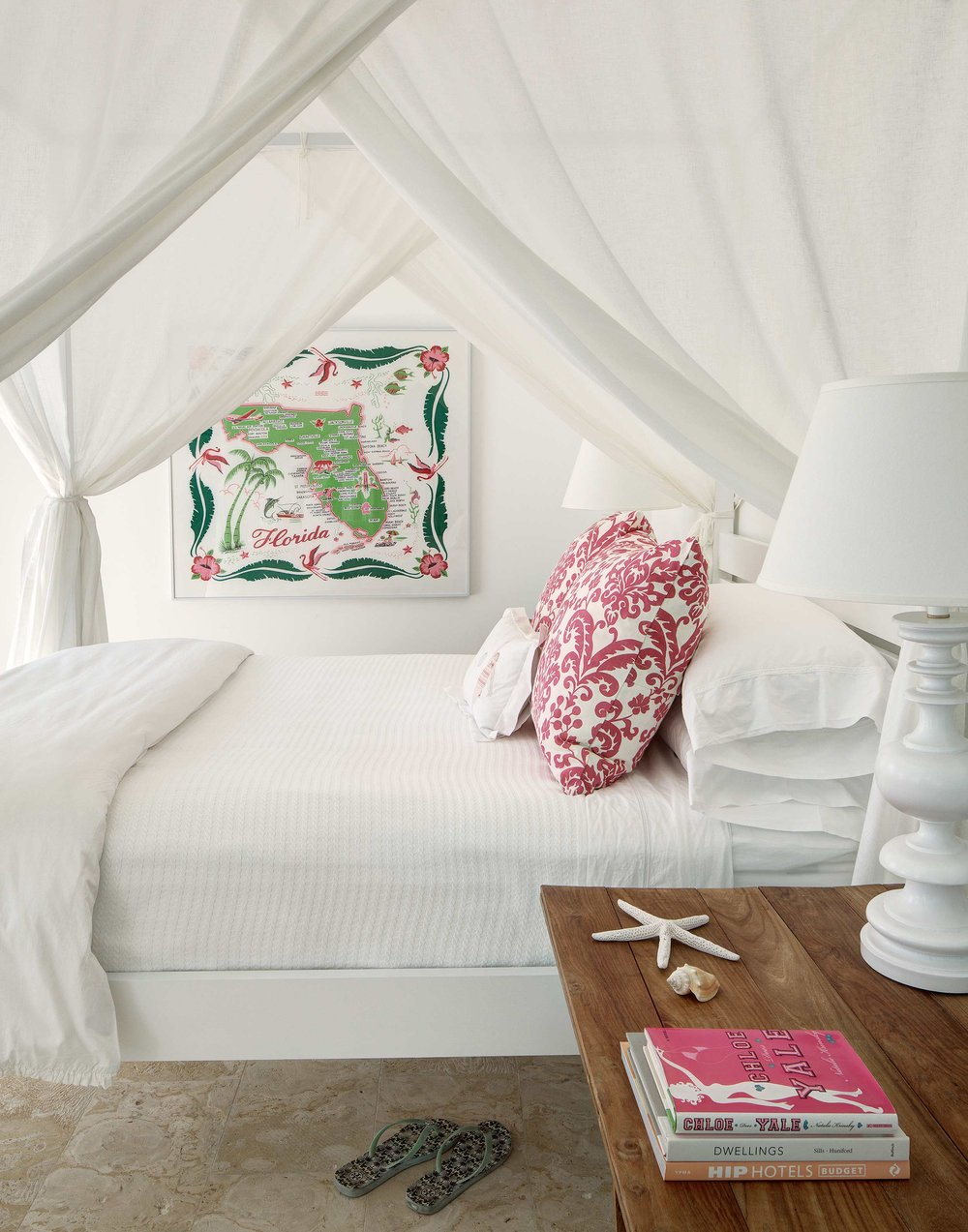 Luxury interior design photography in Boca Grande FL