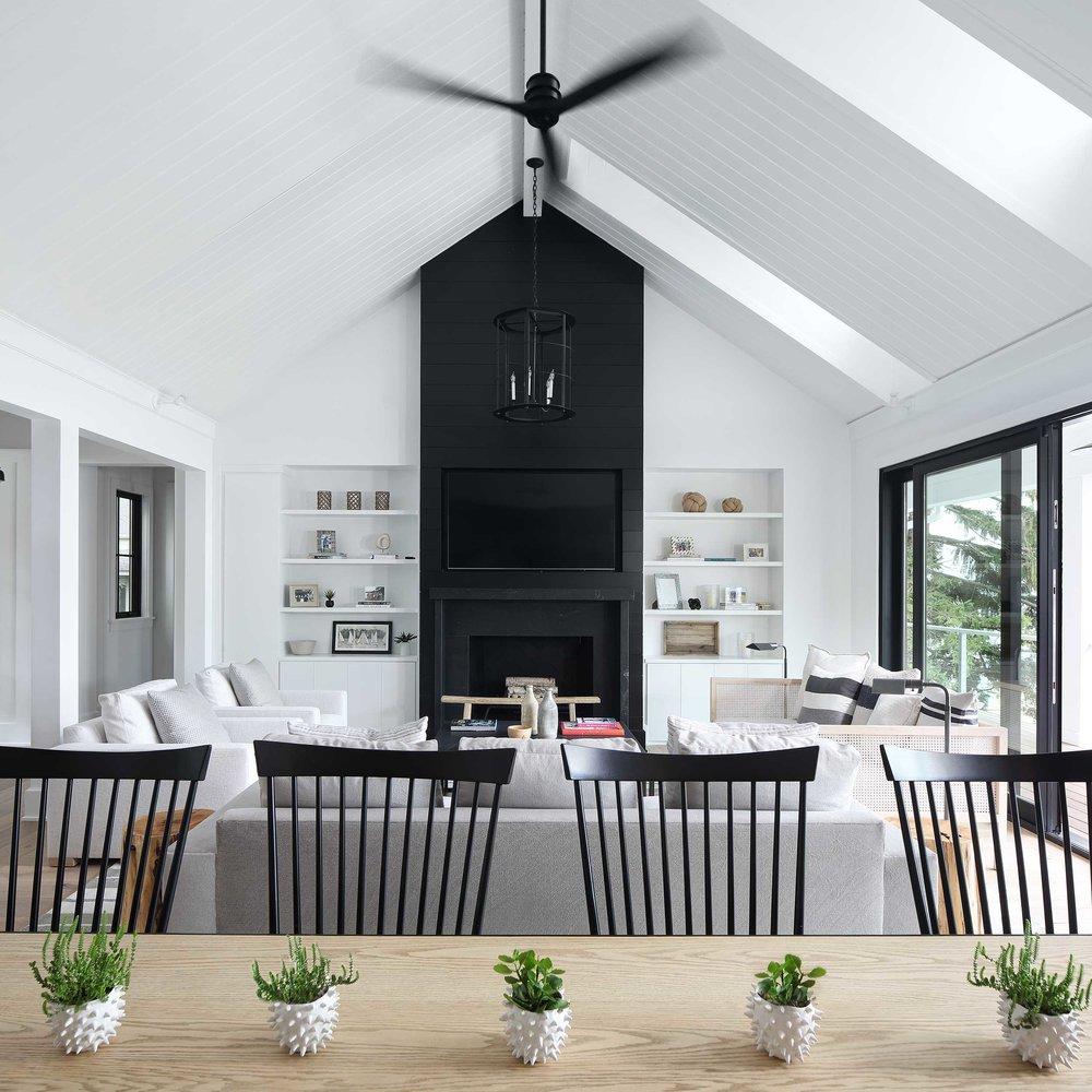 Interior design photography WI