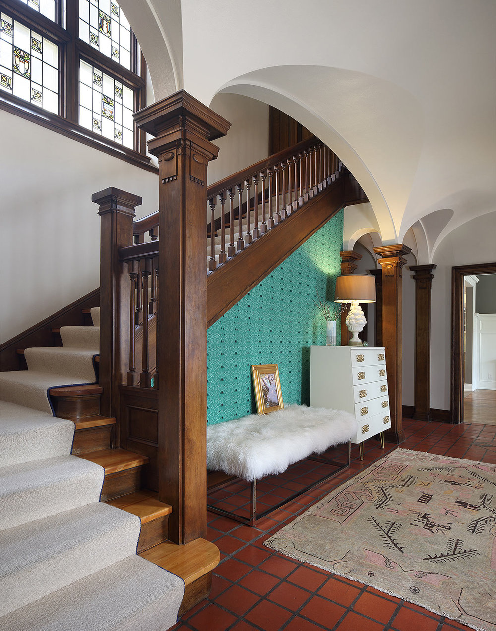 Traditional home architectural photographer