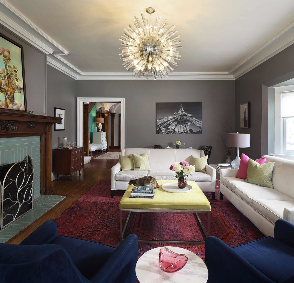 Milwaukee interior design photography