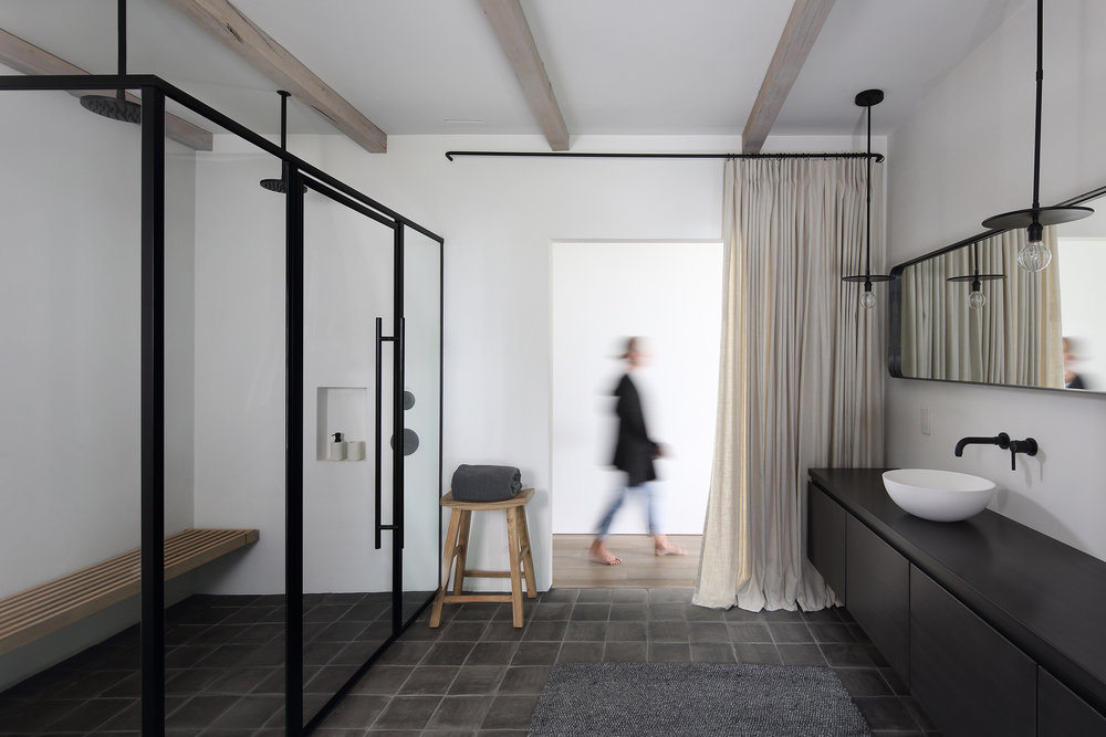 Luxury bathroom architectural photographer