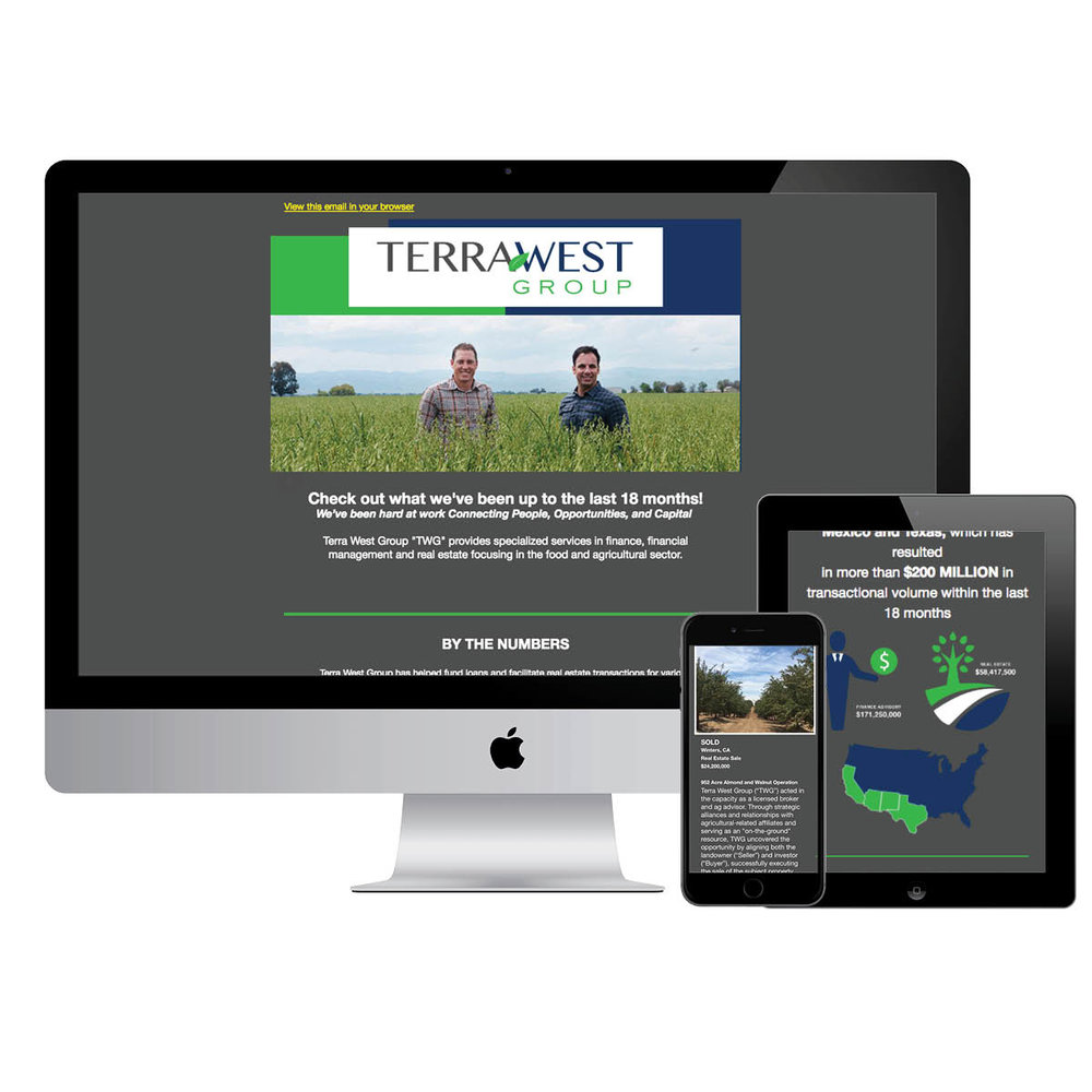 Terra West Group Website