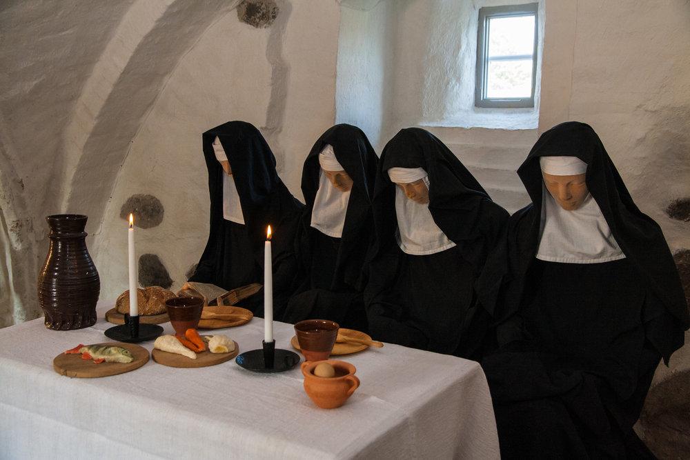 De medeltida valven