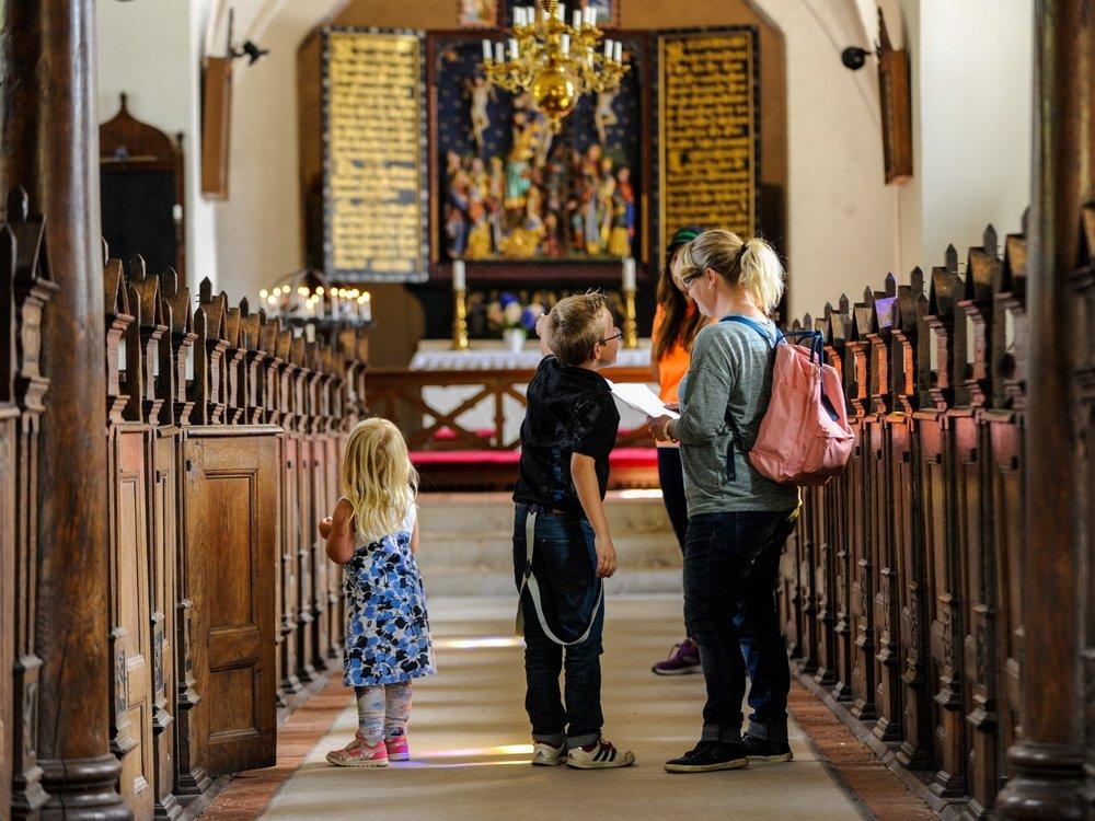 Bosjoklosters kyrka