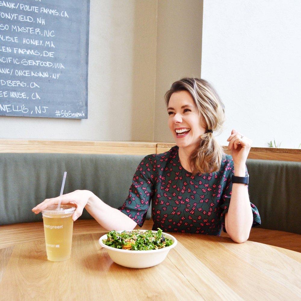 September 2018: Self-Care for Entrepreneurs - Jennifer Hanway of JH Wellness Services