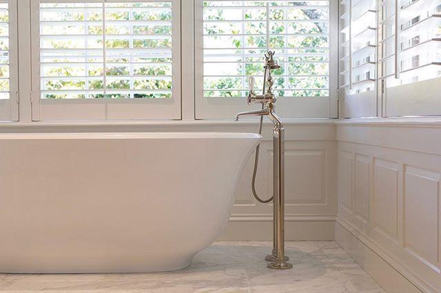 A bathtub with a view  #bathtub #plumbingfixtures #luxurybath #bathroom #view