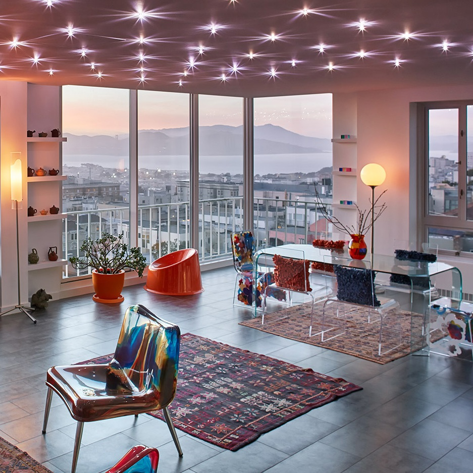 MODERN ECLECTIC - KNOB HILL, SAN FRANCISCO