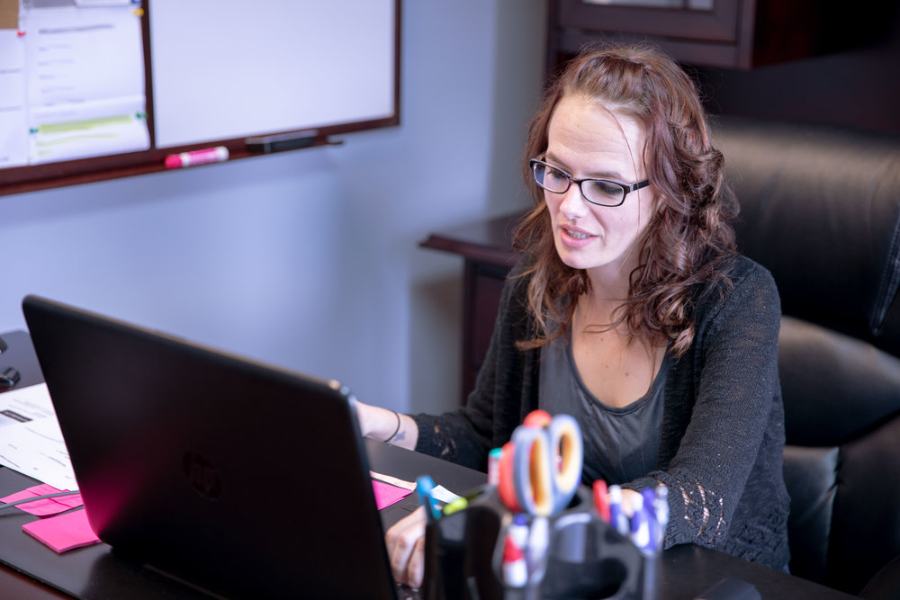 Jillian Dorris   Senior Interpreter Manager