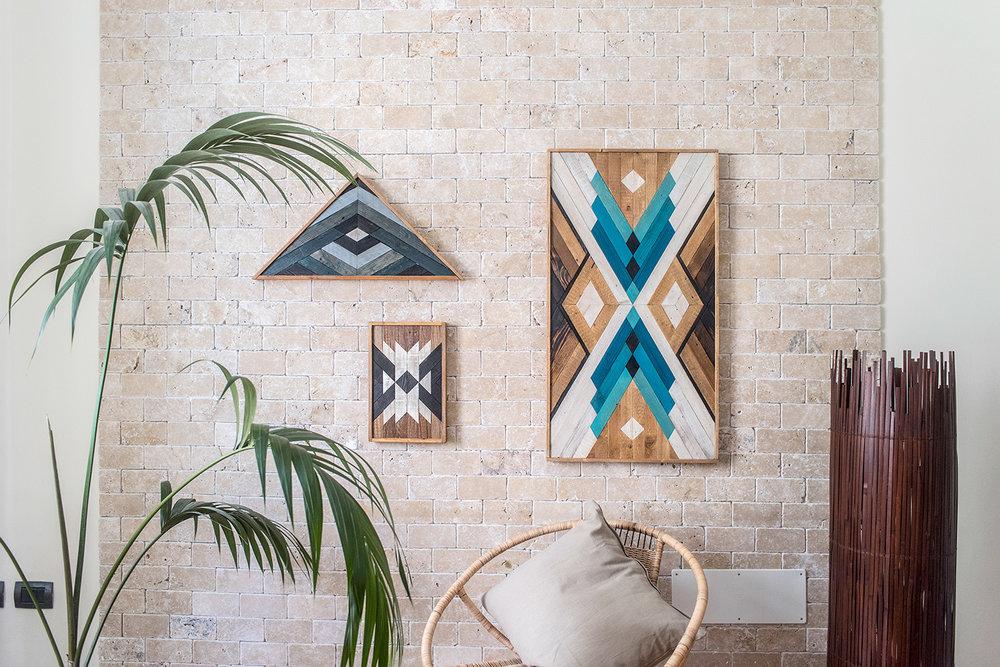 Des palettos Interiors