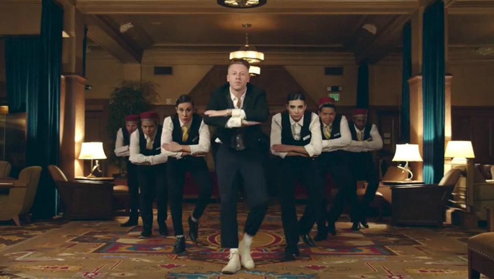 Macklemore - 'Dance Off' Music Video'Same Love' Music Video'Marmalade' Music Video'Corner Store' Music Video'How to Play the Flute' Music Video