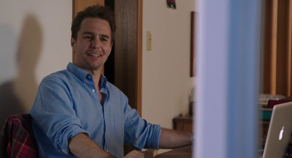 Sam Rockwell - 'Laggies' Feature Film