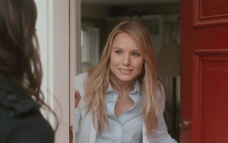 Kristen Bell - 'Safety Not Guaranteed' Feature Film