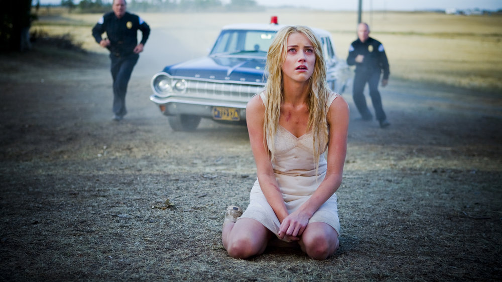 Amber Heard - 'The Ward' Feature Film