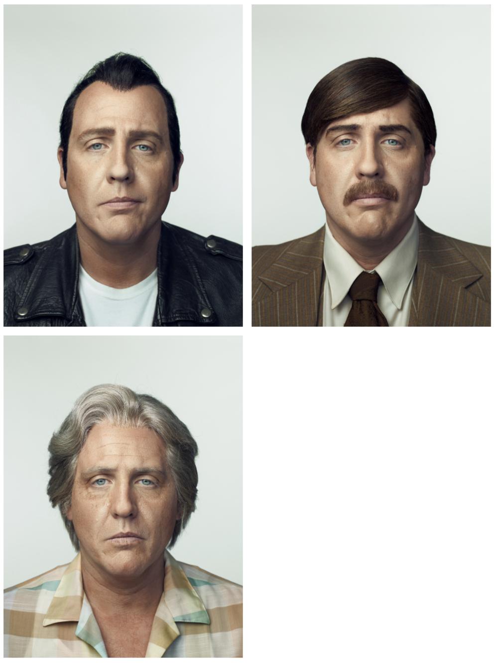 Keatley 'Con Man' - Wigs & FX