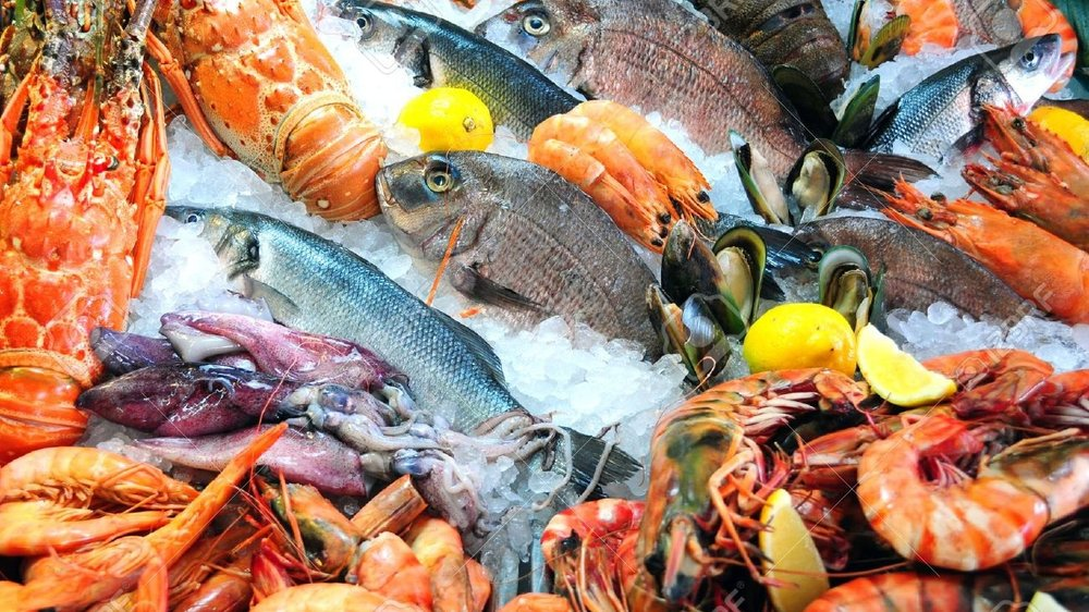 Seafood - Choose from our huge selection of fresh fish, shrimp, clams, scallops, squid, octopus and more. Our seafood department brings you the largest variety of both fresh and saltwater fish at the best prices available.
