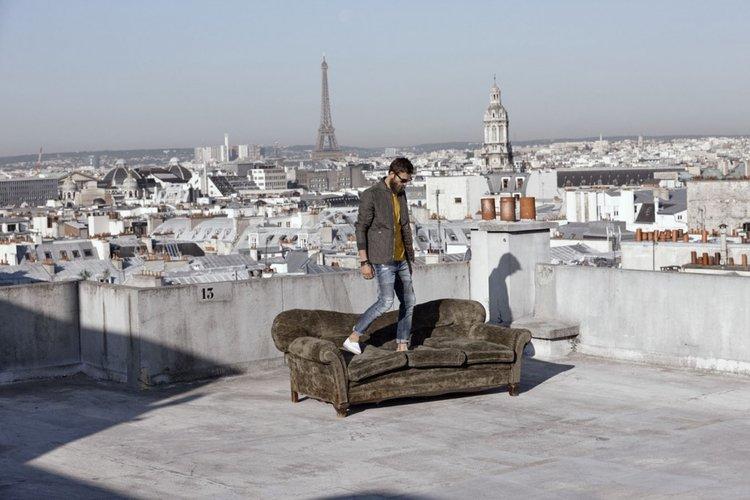 SHINE ORIGINAL - SS16 - ROOFTOP IN PARIS