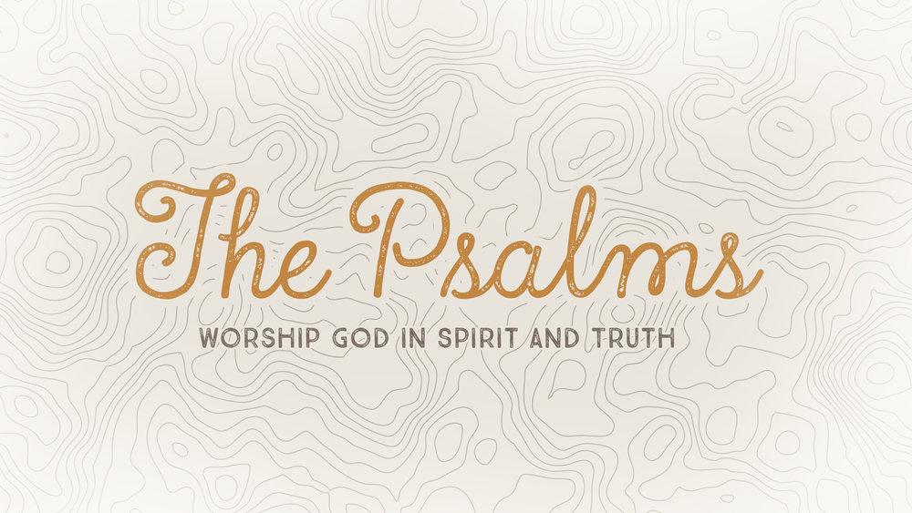 The Bridge Church | Psalms