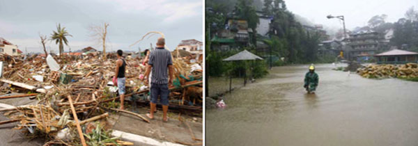 Donation to the Philippines - Through the generosity of personal and corporate efforts, Khudairi Group raised over $3,000 to support those affected by Typhoon Haiyan.