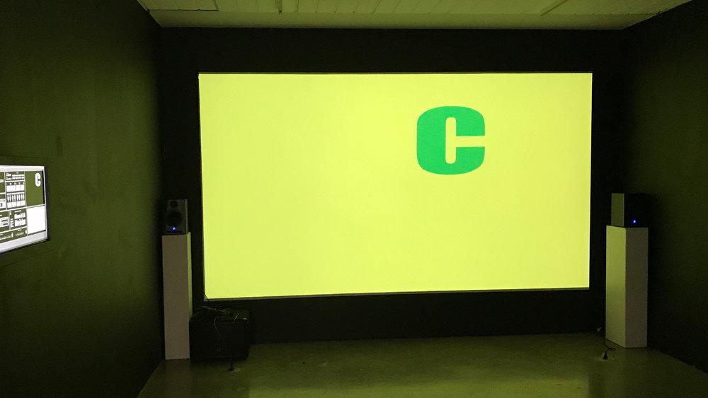 Data-Viz Breakbeat Cinema